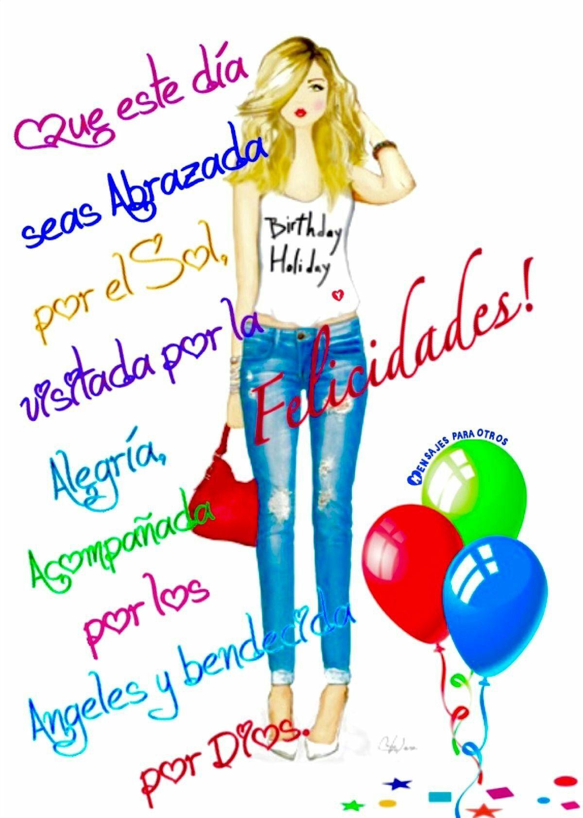 Tarjeta De Cumpleaños Postales Cumpleaños Feliz