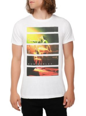 My Bob Marley Concert T-Shirt Design