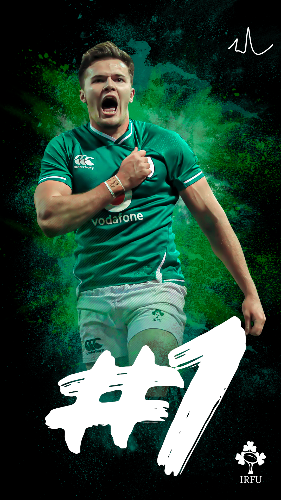 Best Rugby Team In The World Ireland Rugby Rugby Wallpaper Ireland Rugby Team