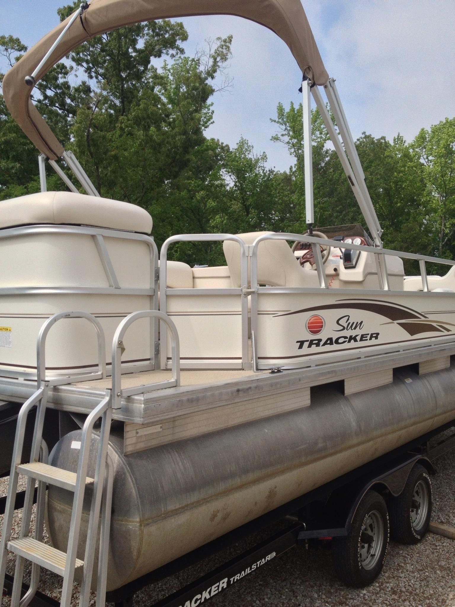 Sun Tracker Pontoon Boats   Boats for sale (98 pontoon boat ...