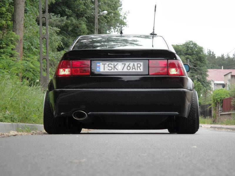 VW corrado. that ass and tyre stretch love it :)