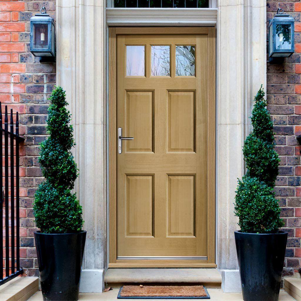 Made To Measure Exterior Bute Door Double Glazing Pinterest Doors