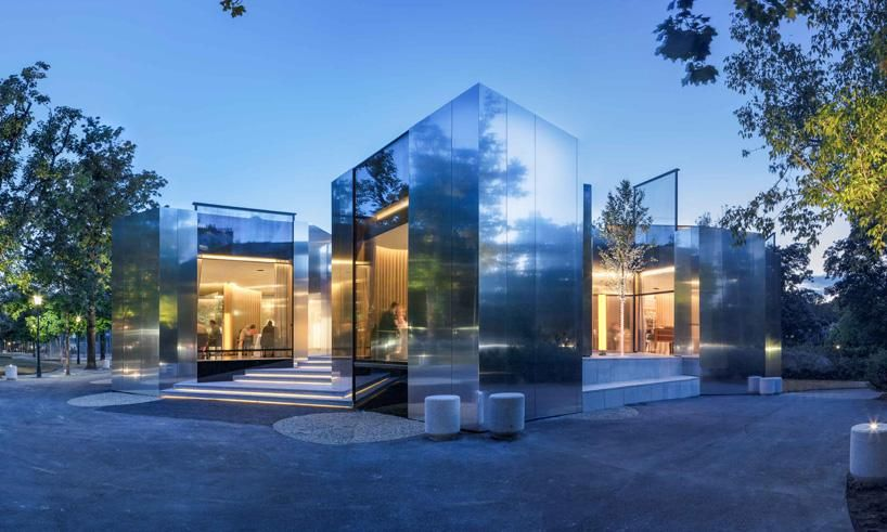 Designboom On Architecture Contemporary Architecture Vienna