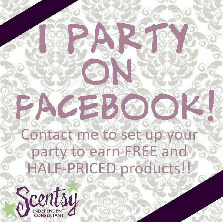 Party time #scentsy | scentsy party | Pinterest