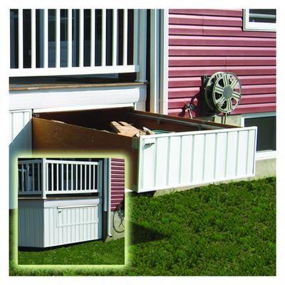 Pylex Deck Storage Drawer Hardware 12080 Home Depot Canada Id Es Pour L 39 Ext Rieur Chez