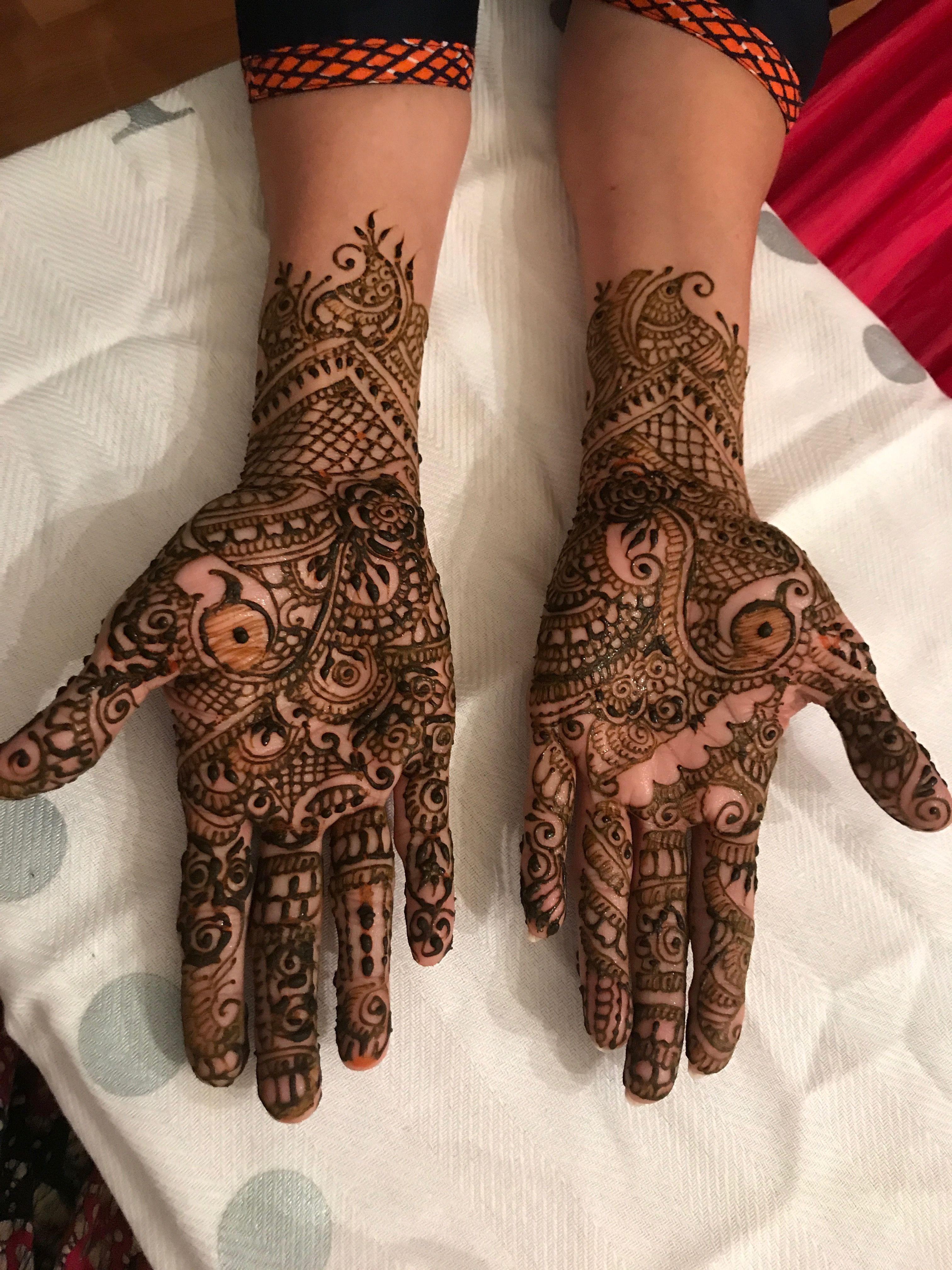 Pin by bridal henna artist on bridal mehndi designs