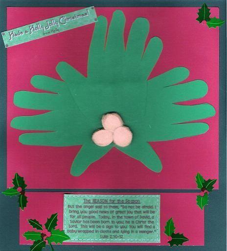 Handprint/Footprint Crafts for Kids