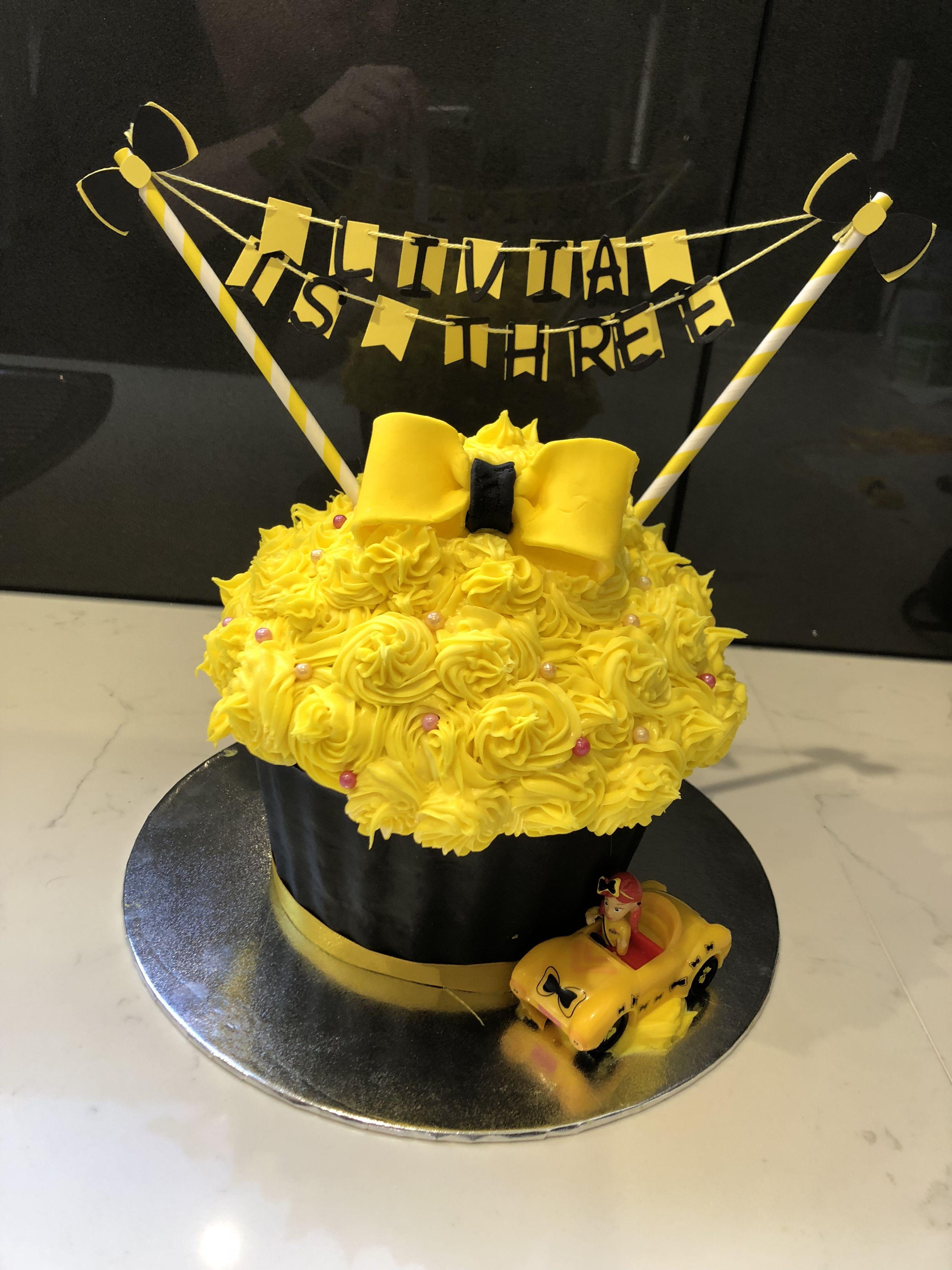 Emma Wiggle Birthday Cake Daniela S Birthday In 2019