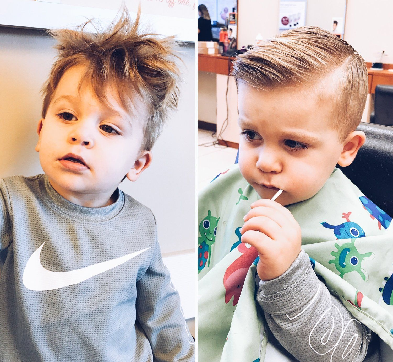 Toddler Boy Haircut Ideas. Toddler Fade Haircut. Best ...