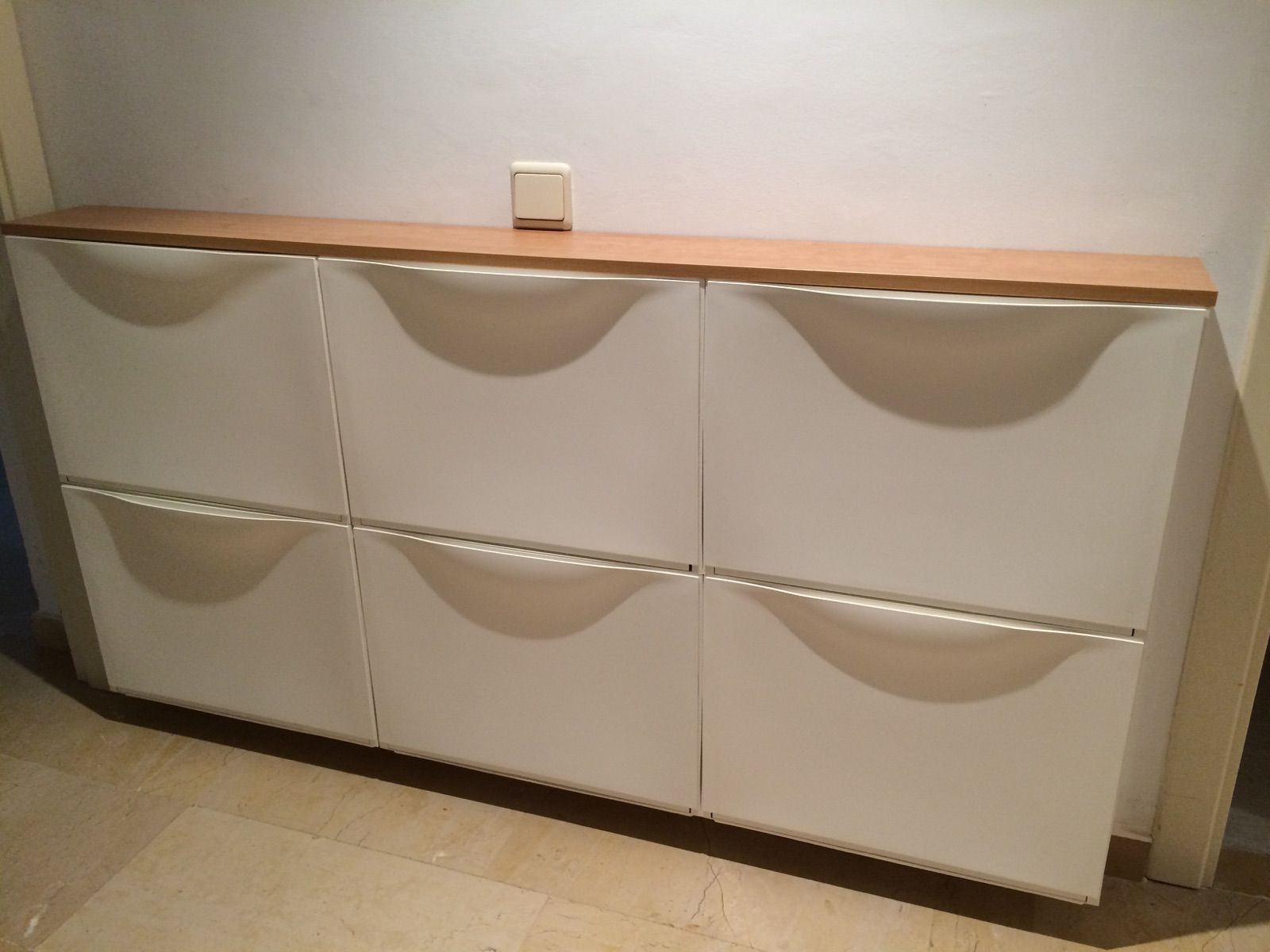 Ikea Küchengriffe Anbringen ~ zapatero ikea tuneado sabaters pinterest