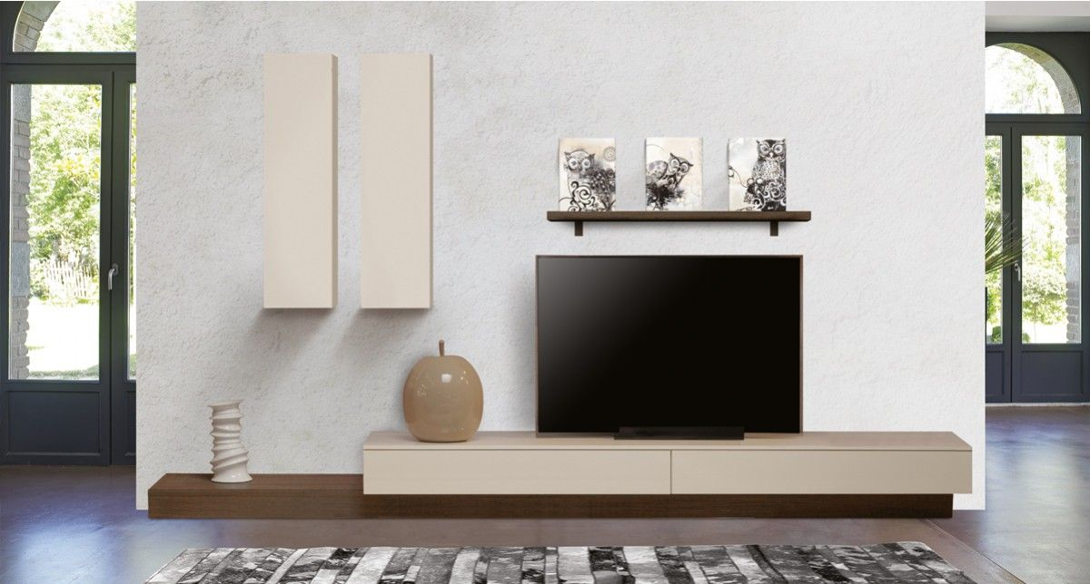 Composition Murale Tv | Condo Grand-Maman | Pinterest | Tv