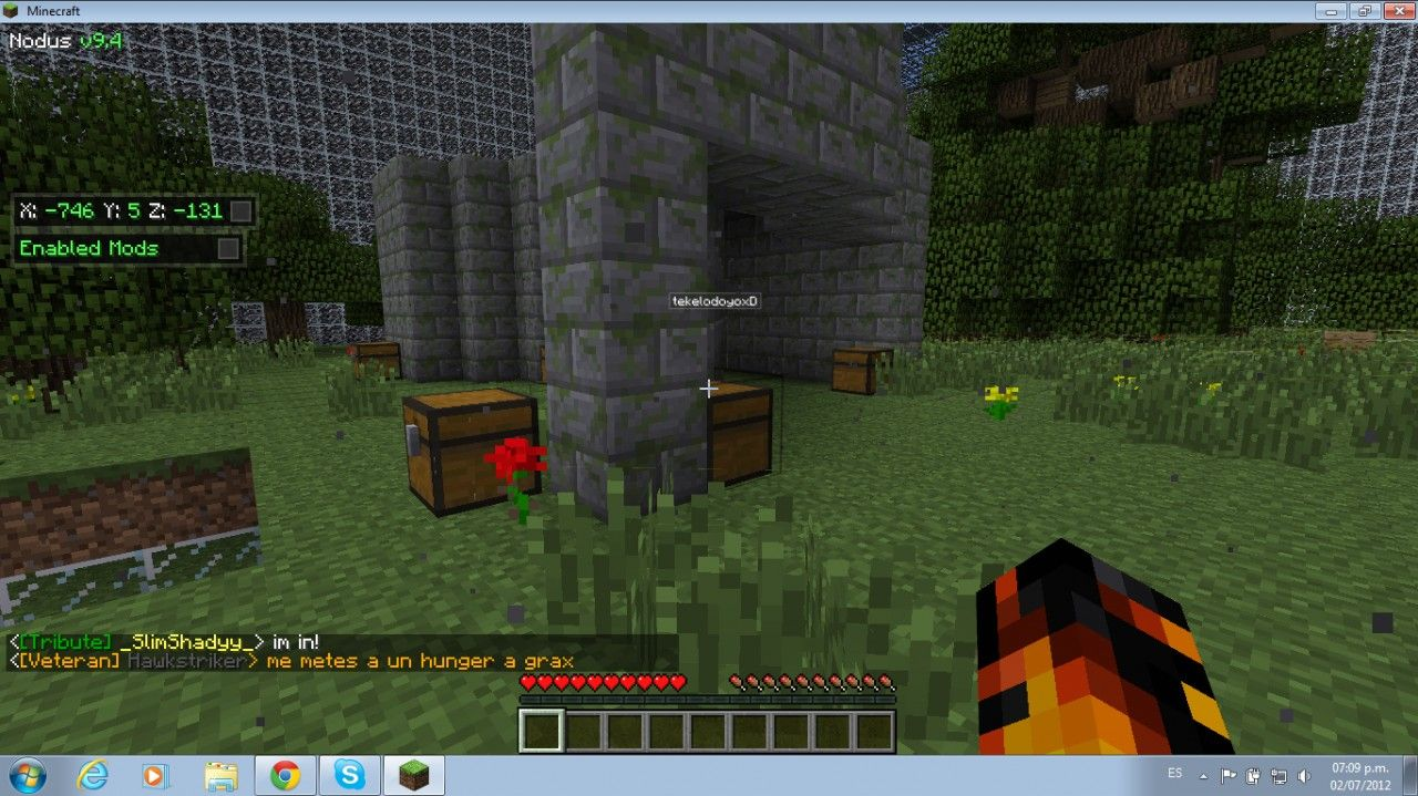 Hunger Games Pvp And Parcour No Need Of Premium Minecraft Server Pvp Hunger Games Minecraft