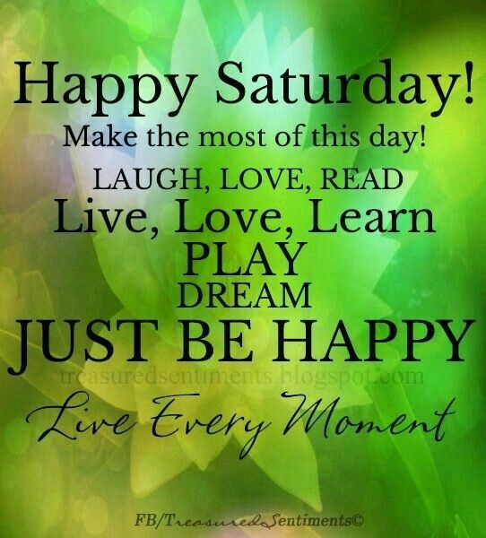 #goodmorning & have a #beautiful Saturday