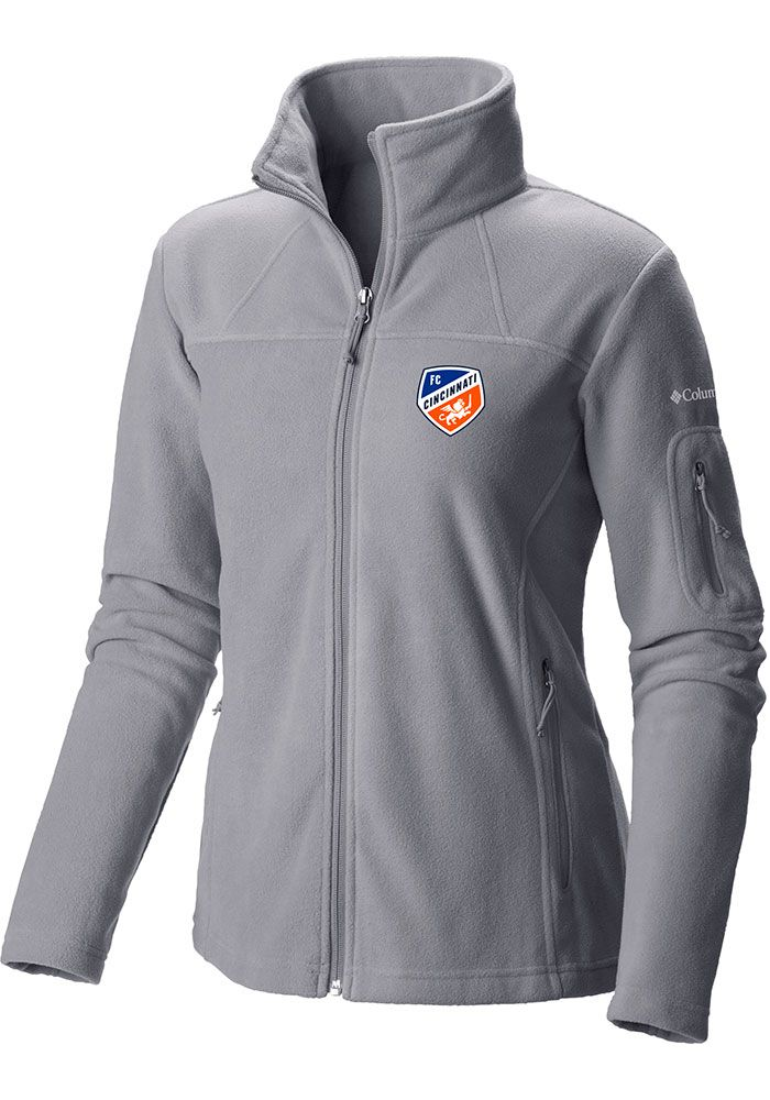 f6928c687771c1 Columbia FC Cincinnati Womens Give and Go Light Weight Jacket