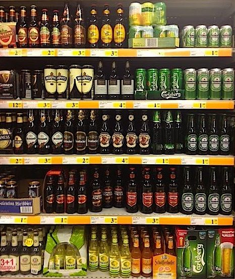 Our Products On The Shelves Of Carrefour Supermarket In