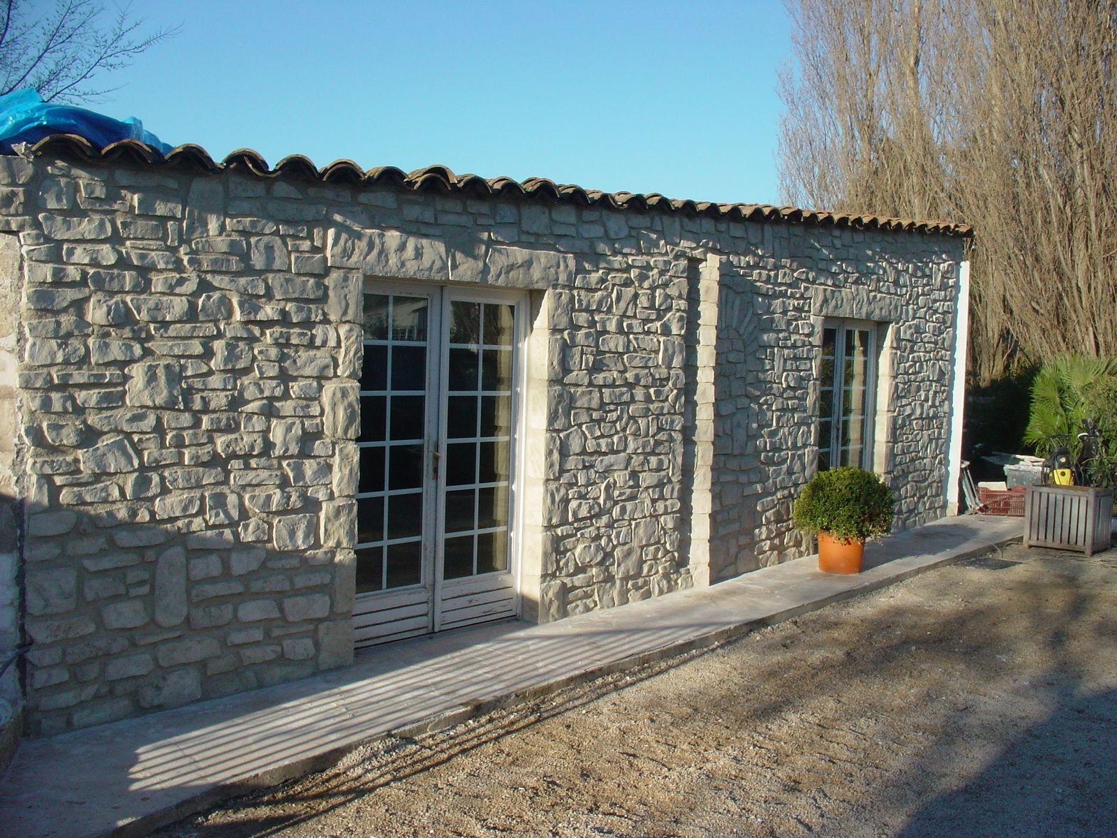 m12 fabrication et pose pierre de parement - Pierre De Parement Exterieur