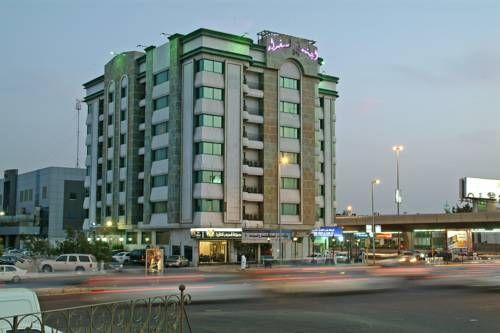 أجنحة السفراء فنادق السعودية شقق فندقية السعودية Hotel Jeddah Suites