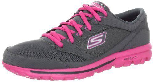 Skechers Women's Go Walk Baby Walking Shoe,Charcoal/Hot Pink,8.5 M US Skechers,http://www.amazon.com/dp/B008OOMU1G/ref=cm_sw_r_pi_dp_WIHorb1WCS4QBJ4V