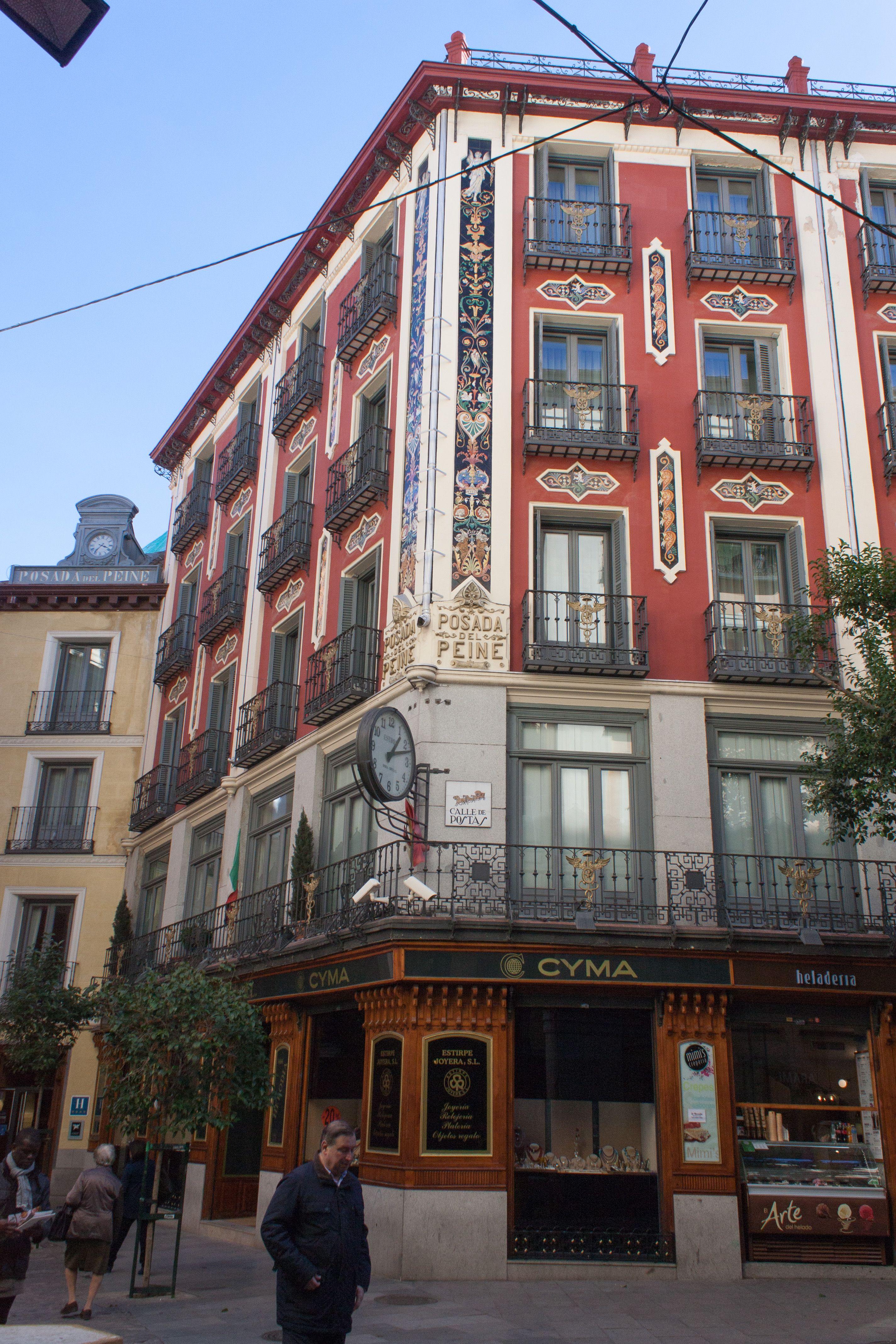 Mercado Ant N Mart N Calle Santa Isabel Madrid Madrid  # Muebles Posada Riego