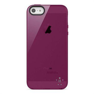 Θήκη Belkin Grip Sheer Case - Μπορντώ F8W093vfC03 (iPhone 5/5s) - myThiki.gr - Θήκες Κινητών-Αξεσουάρ για Smartphones και Tablets - Χρώμα μπορντώ
