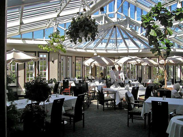 The pergola restaurant assiniboine park where my wedding