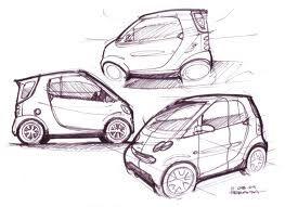 Coche Perspectiva Como Dibujar Carros Bocetos De Personajes Dibujos De Autos