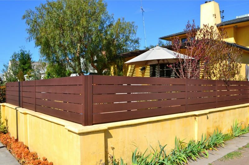 Wall Extensions Los Angeles Wall Extension Privacy Fence