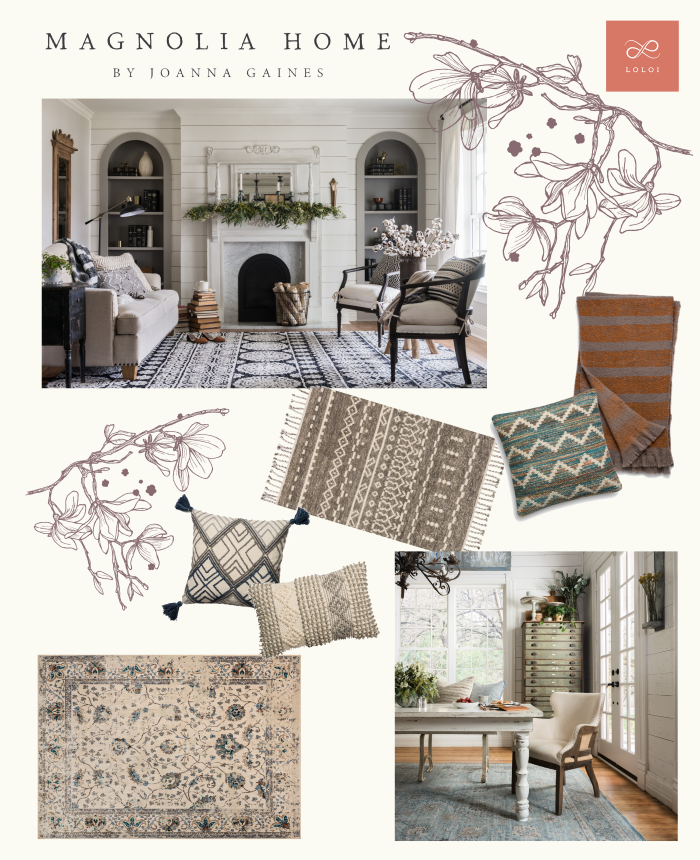 This Spring Loloi Launched Eight New Rug Collections