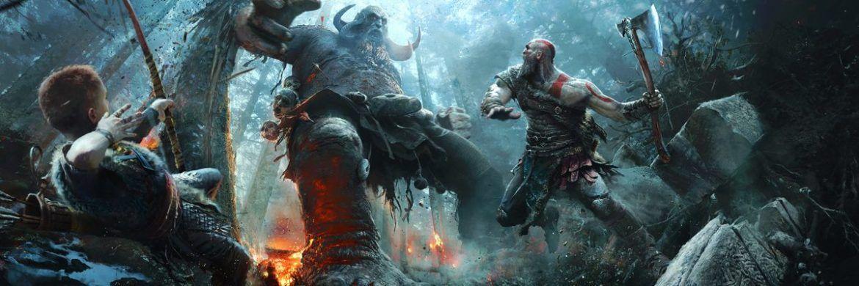 God Of War 4 Concept Art Arts Of God Of War 4 | Concept Arts in 2019