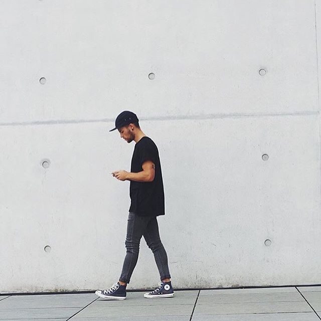 Great basic combo • Photo by @jkrfashion • #inspiration #ootd #streetstyle #mensfashion #cleanandsimply #noa