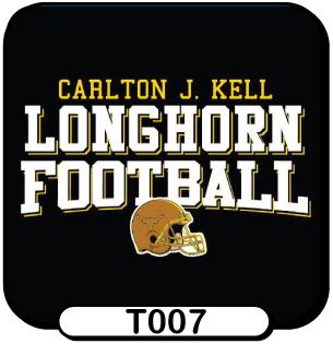 High School Football T-Shirts