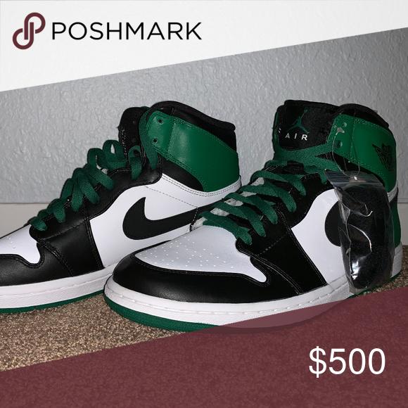 120efad4a22c Nike Air Jordan 1 Retro DMP Celtics Size 11.5 2008 Nike Air Jordan 1 Retro  Defining