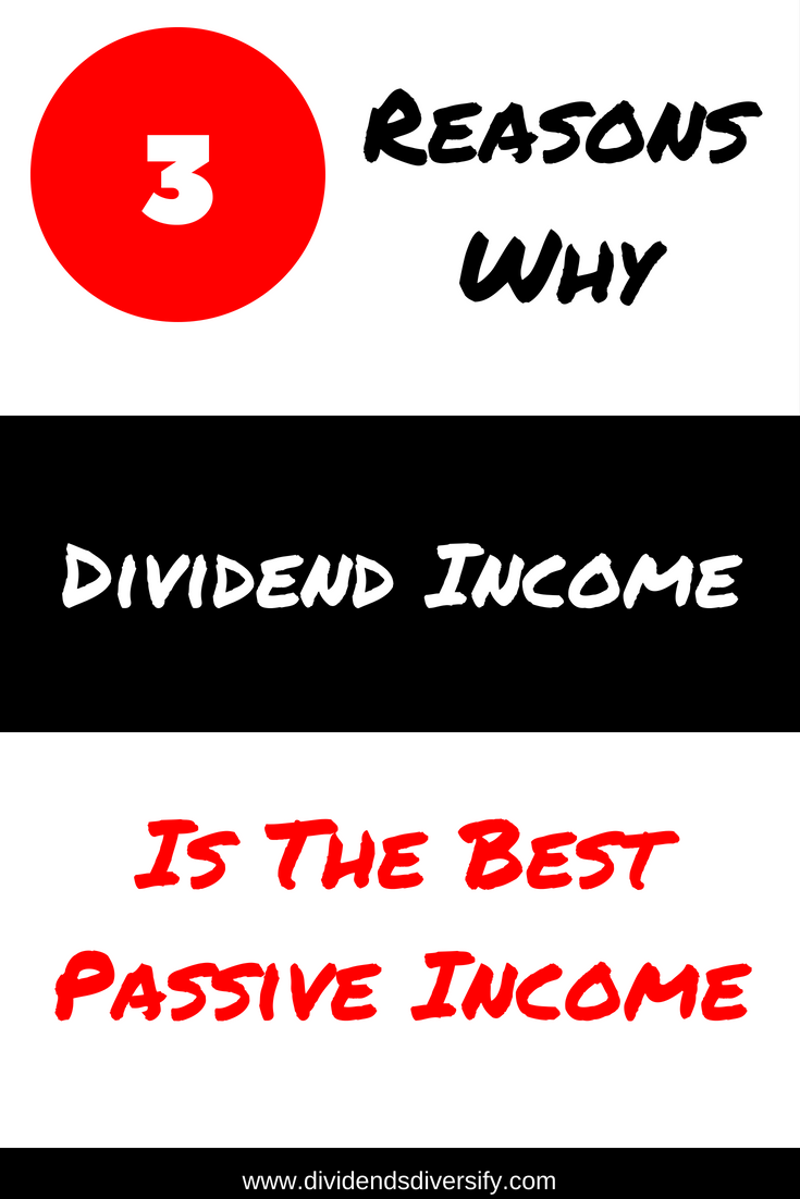 Passive Income Perfection - Find Your's With Dividends #stockportfolio