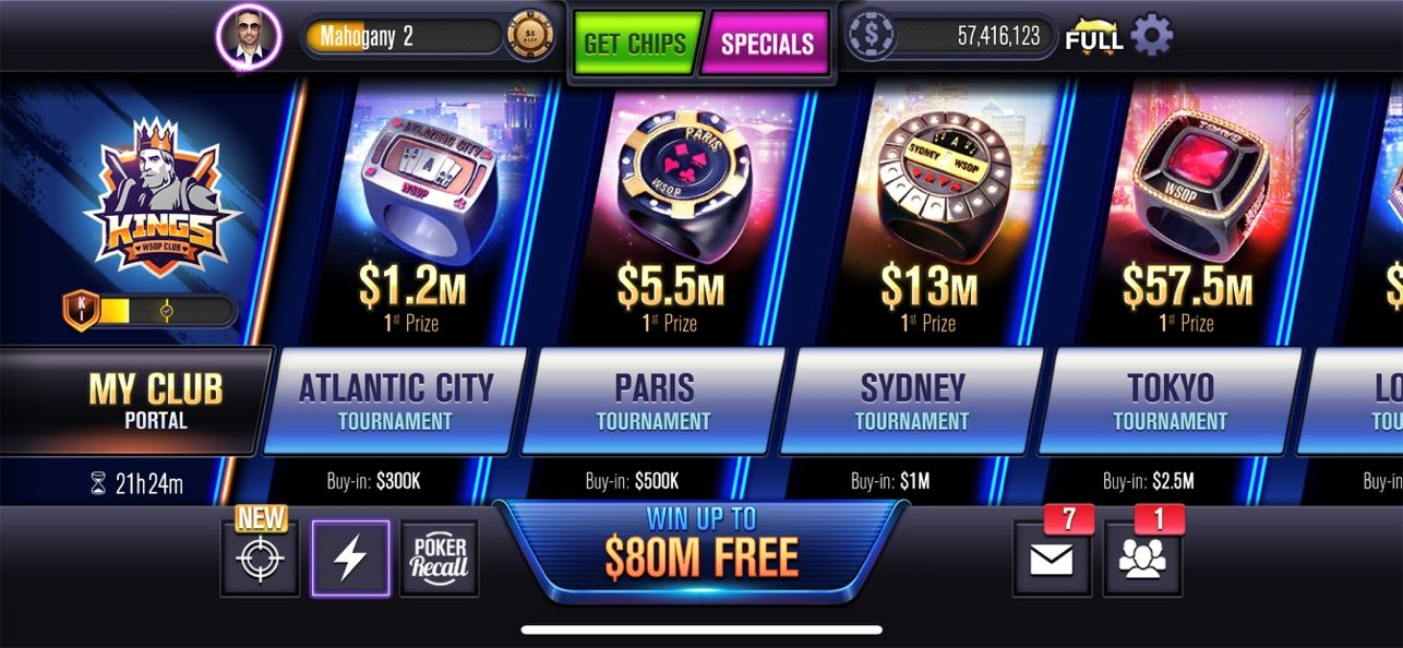 ‎World Series of Poker WSOP on the App Store in 2019