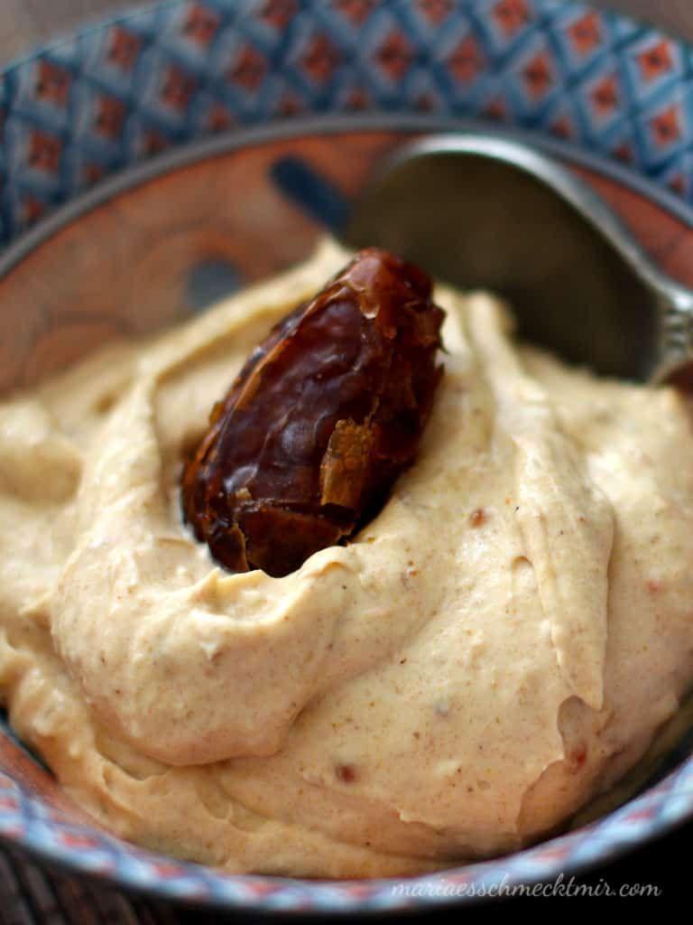 Photo of Orientalische Dattelcreme — Maria, es schmeckt mir!