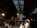 estação  da Luz de trem em São paulo