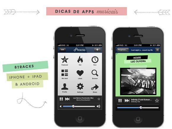 Dicas De Apps Musicais App Iphone Branding