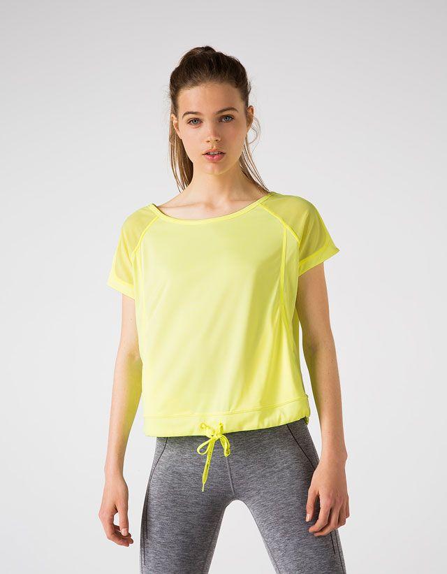 moda atractiva amplia selección de colores código promocional Descubre las últimas tendencias en Camisetas en Bershka ...