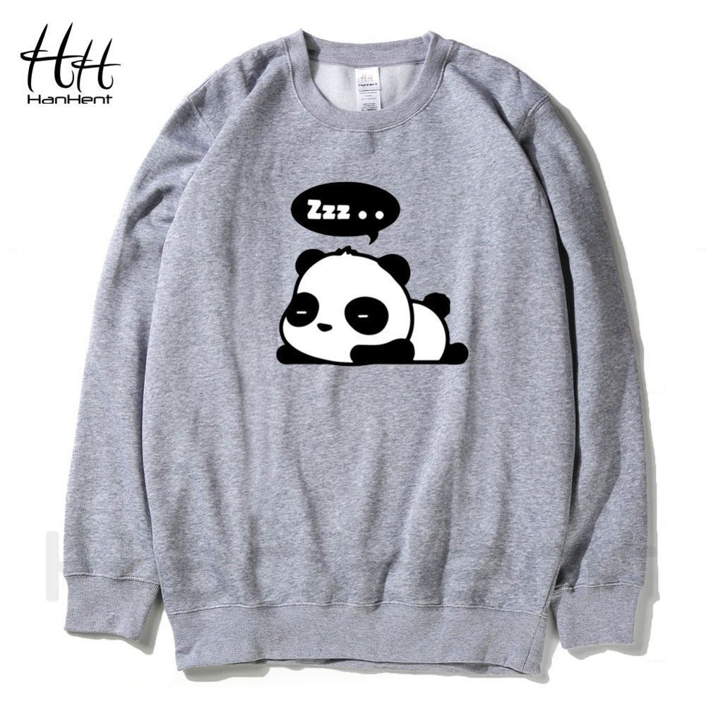 gray Sweatshirt Pinterest Los Y Osos Pandas Panda Cute CE5Fqq