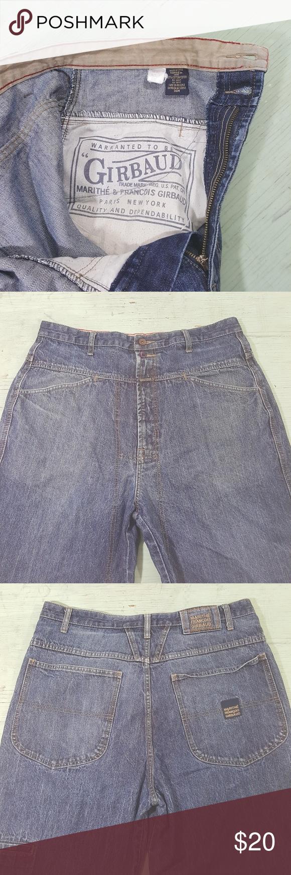 Vintage Girbaud Marithe & Francois jeans Girbaud jeans