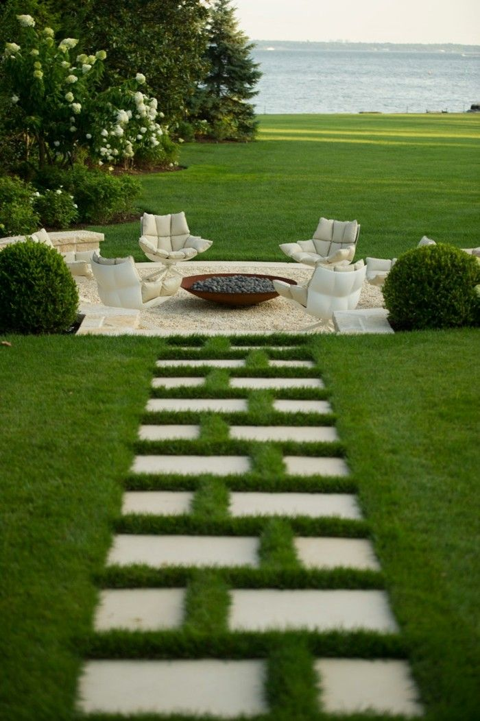 Photo of 120 Gartenideen-with-stone-for-more-comfort-in-advanced-wohnraum