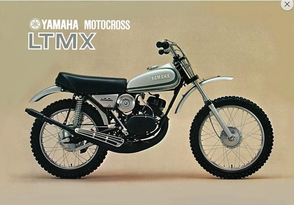 1972 yamaha ltmx 100cc vintage motocross bikes. Black Bedroom Furniture Sets. Home Design Ideas