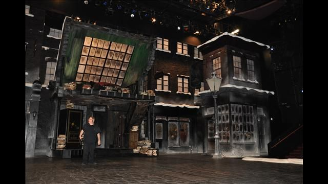 Behind the scenes of A Christmas Carol at the Guthrie Theater ...