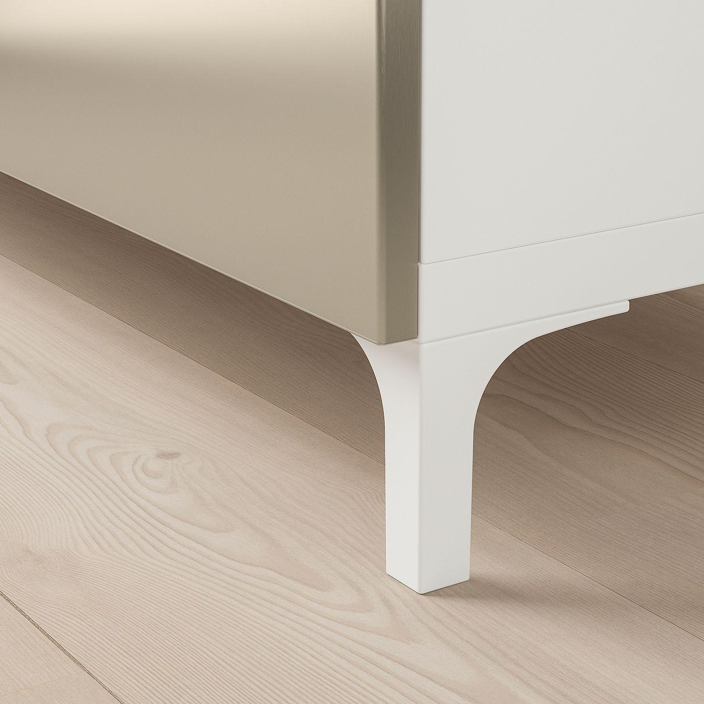 IKEA – BESTÅ Storage combination with doors White/riksviken/…