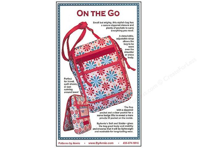 By Annie On The Go Bag Pattern Small By Mighty This Stylish Bag