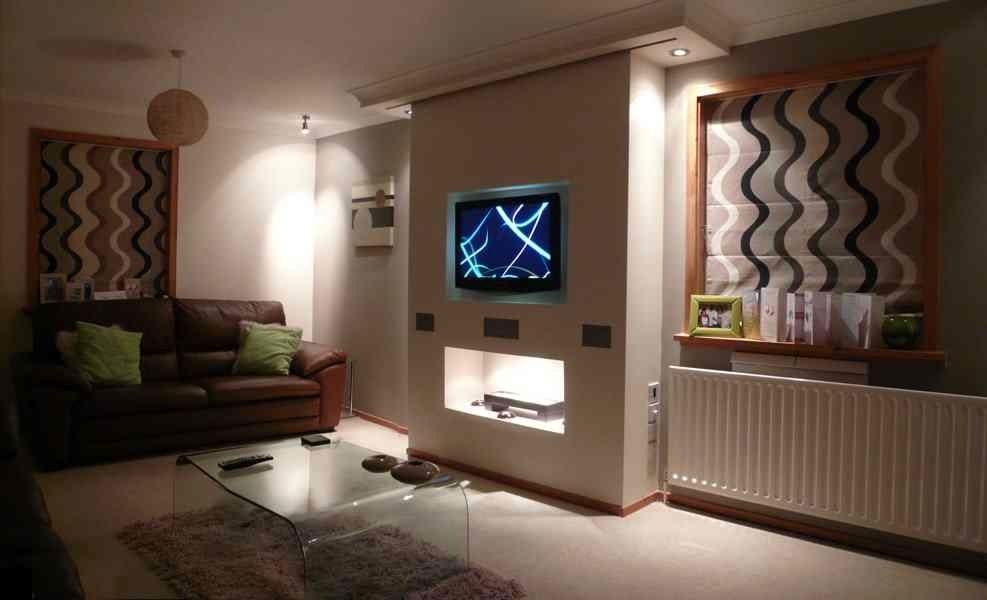 Mount Tv Chimney Breast Google Search Tv Unit Wall
