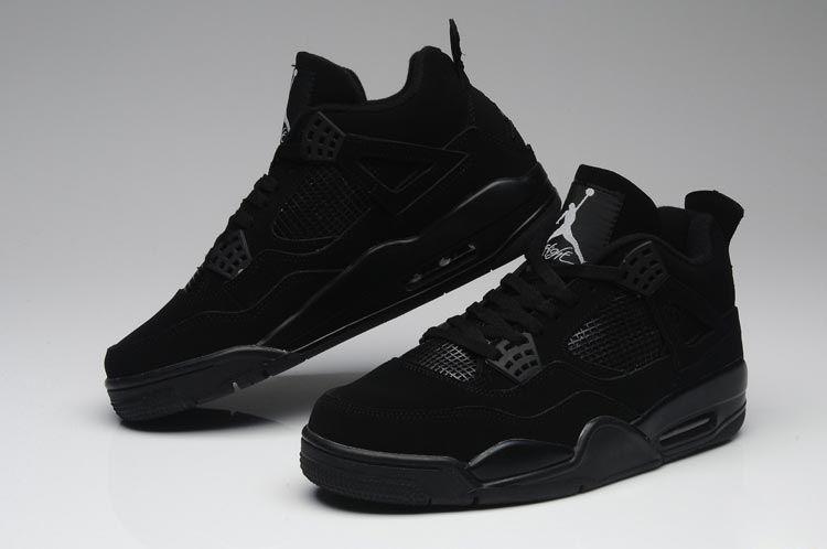 Air Jordan IV AAA Man 966 | Mens shoes black, Sneakers men fashion ...