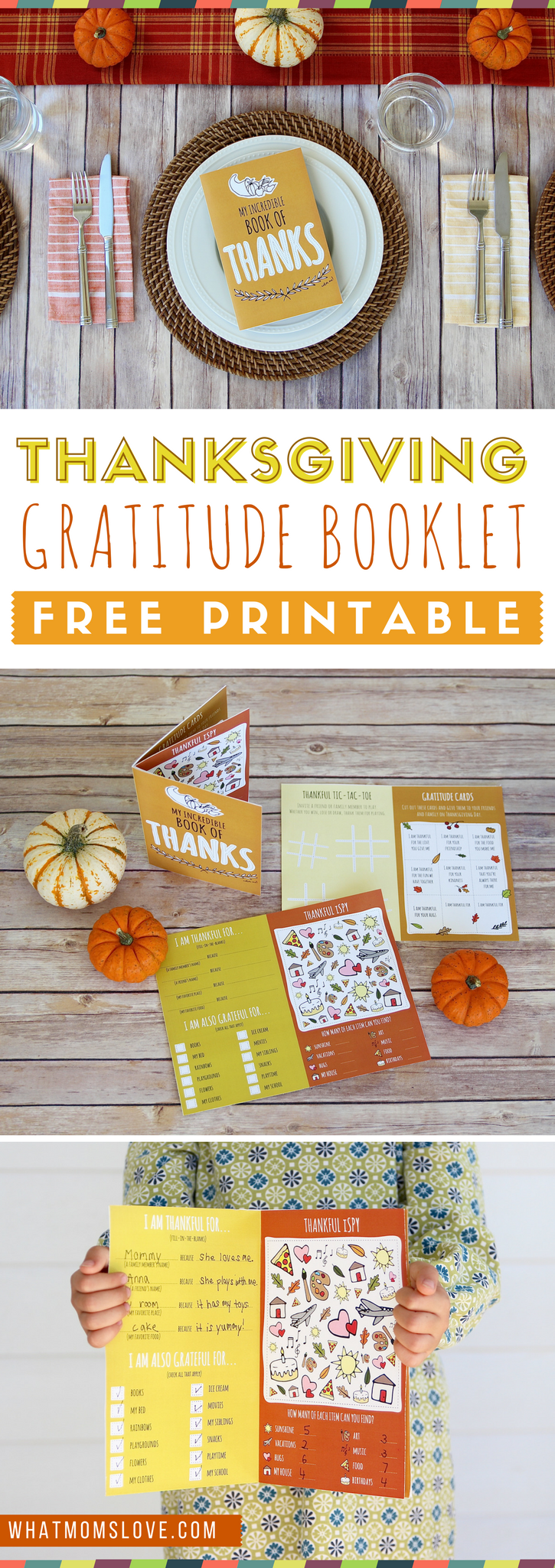 Free Printable Thanksgiving Gratitude Booklet Thanksgiving Activities For Kids Thanksgiving Kids Thanksgiving Fun