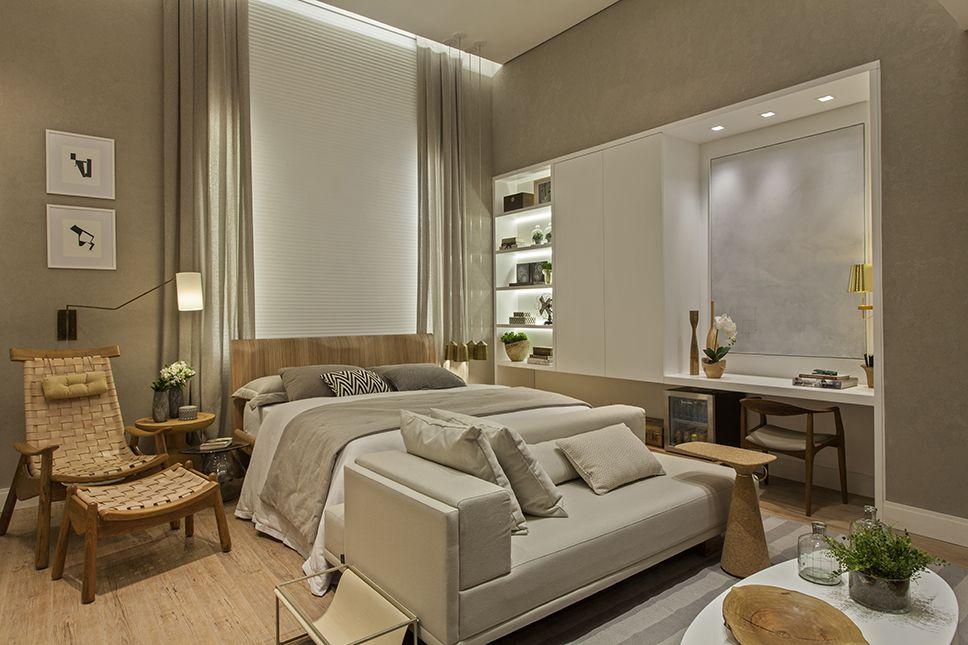 Room · campinas decor 2015 quarto de hóspedes design aliado à preocupação ambiental · master bedroombelleinteriorhousingthe 4thluxurydreamsarchitecture