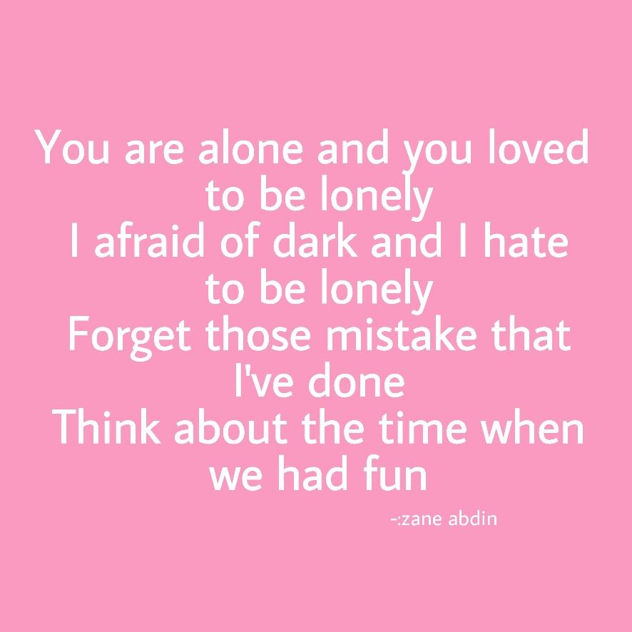 zane abdin broken heart quotes | Broken heart quotes ...